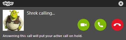 Shrek Calling by TheSinSquad