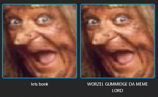 WORZEL GUMMIDGE by TheSinSquad