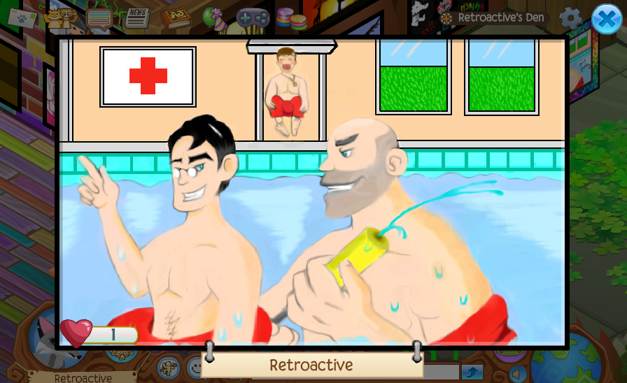 Medic Heavy and Scout Pool Party Masterpiece AJ by TheSinSquad