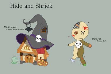 Hide and Shriek - 2
