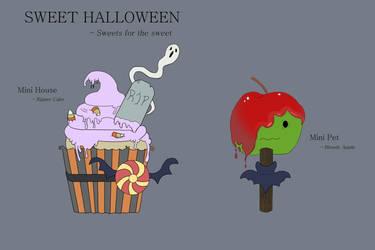 Sweet Halloween 1