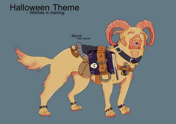 Fiesta Halloween Theme