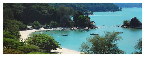 Beach View by eminentiaillumi