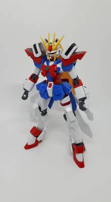 Super Nobel Gundam Mighty