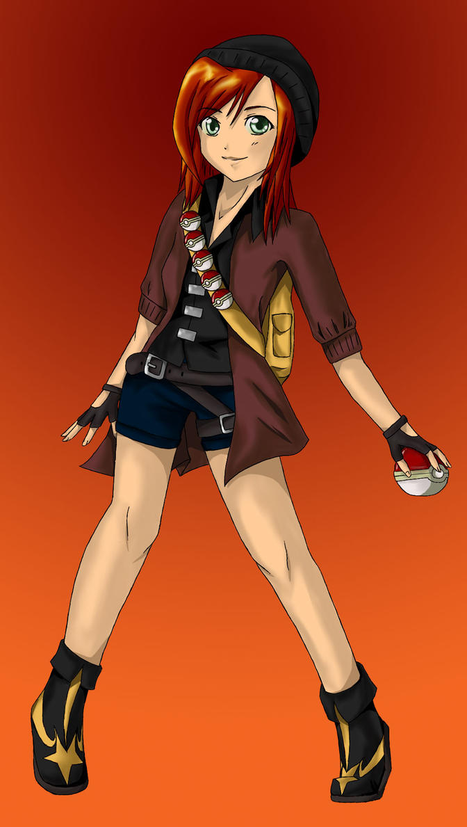Yumara/Yuyu Me_as_a_pokemon_trainer_by_ruehara-d314kx8