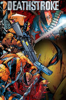 Deathstroke by sithlord580