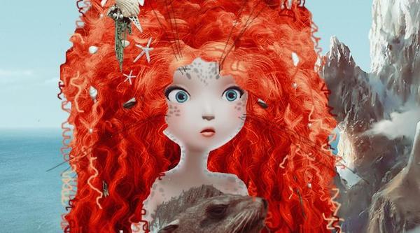 selkie maiden Ygritte  by kaguraroxmysox