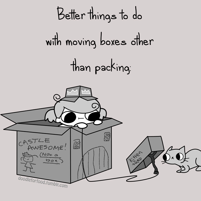 Moving by DoodleForFood