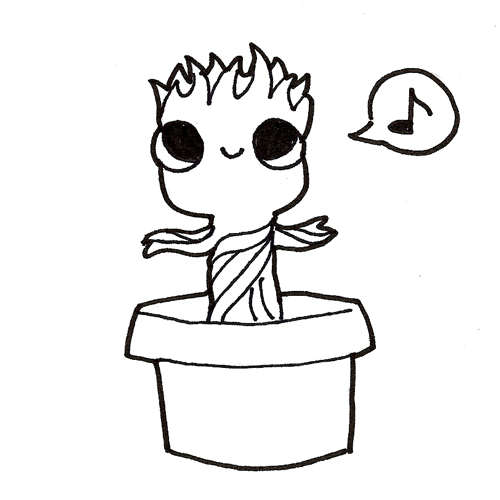 Groot pages coloring pages for Groot coloring pages