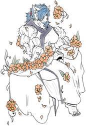 Flower Purgatory 2 by lykosly