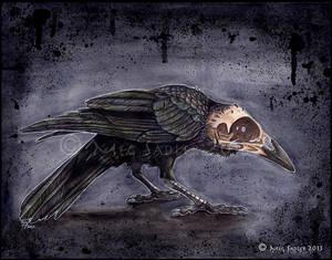 Nevermore by LucidKitsune