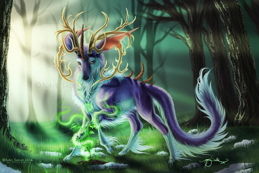 Guardian by LucidKitsune