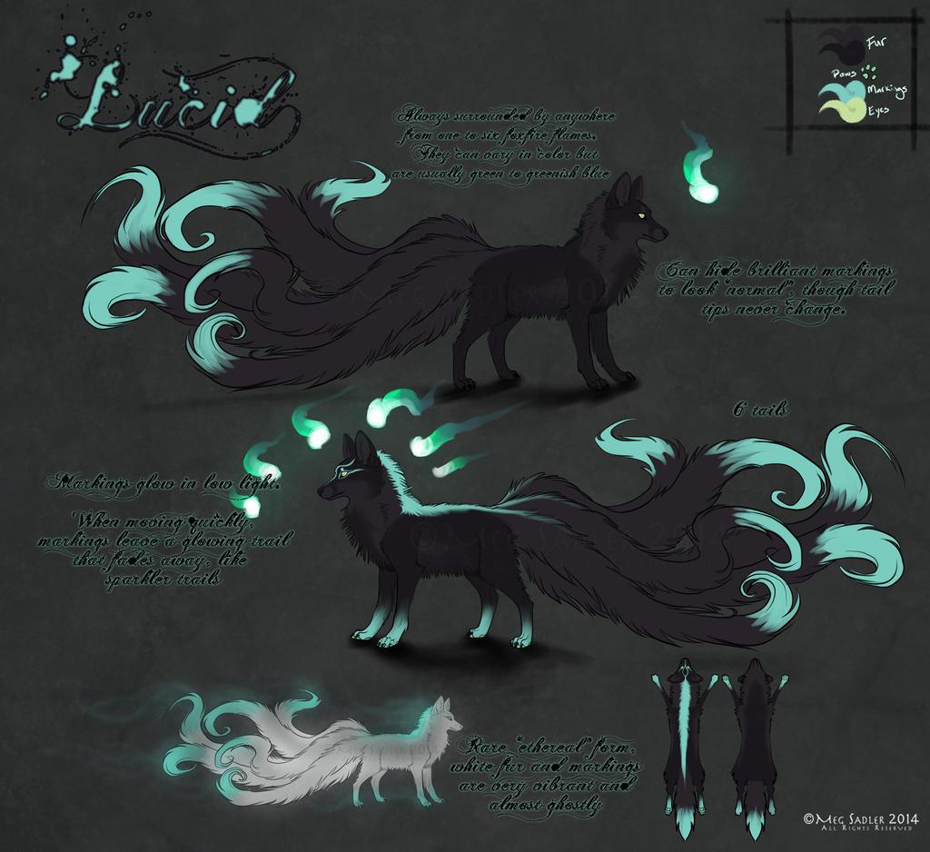 The Lucid Kitsune by LucidKitsune