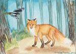 The Tiniest Fox