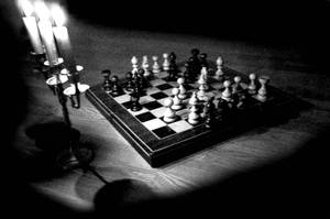 Chess Game by ElegantDeath