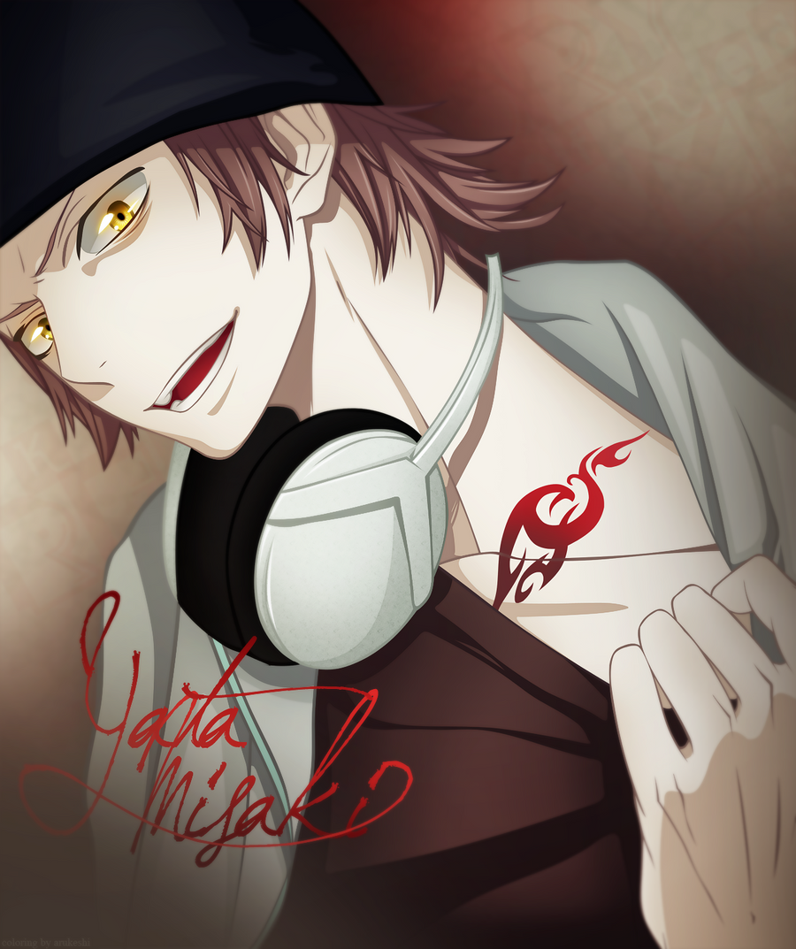 coloring: Yata by arukeshi