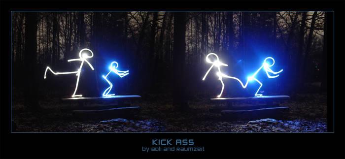 KICK ASS by Boli and Raumzeit