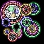 Circle runes of binding