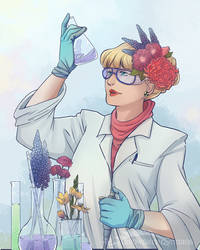 Goddess of Science