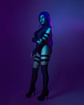 Psylocke - XMEN