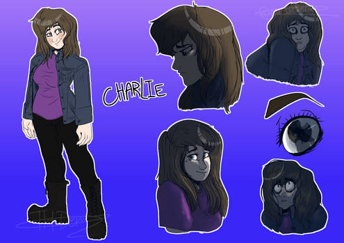 [The silver eyes] Charlie