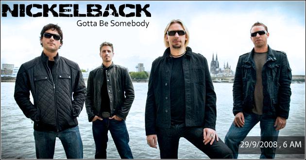 Nickelback Gotta Be Somebody by Creamania