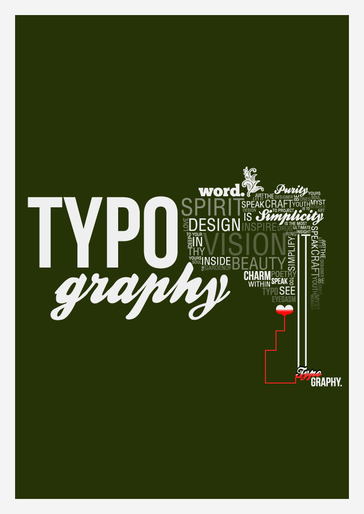 TYPOgraphy. by Creamania
