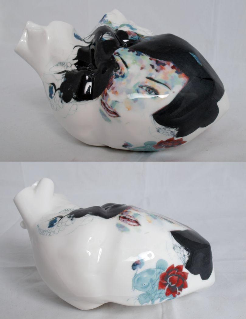 Heart by sophiebastien
