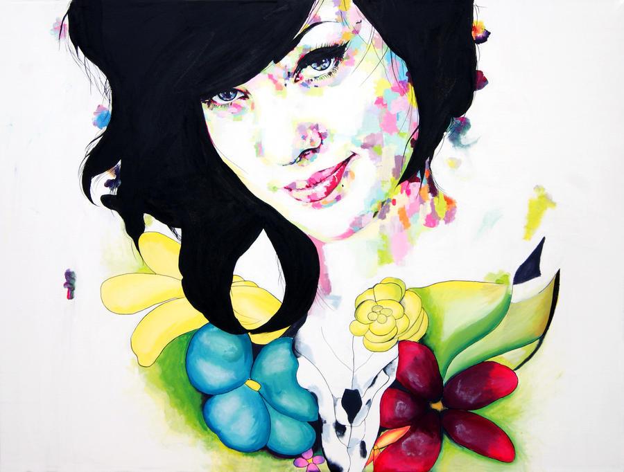 Bernice by sophiebastien