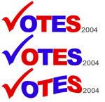 VOTES 2004 Logo