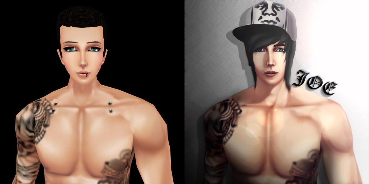 Imvu nude naked picture