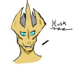 Husk by Pop-Tart-Zombie