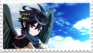 Dark Pit Stamp by Annetta-T