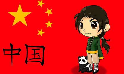 Hetalia - China by Annetta-T