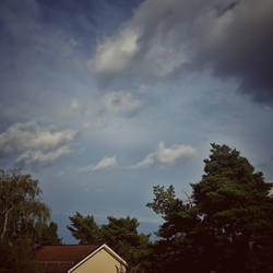 Summer sky 160715 by mgot