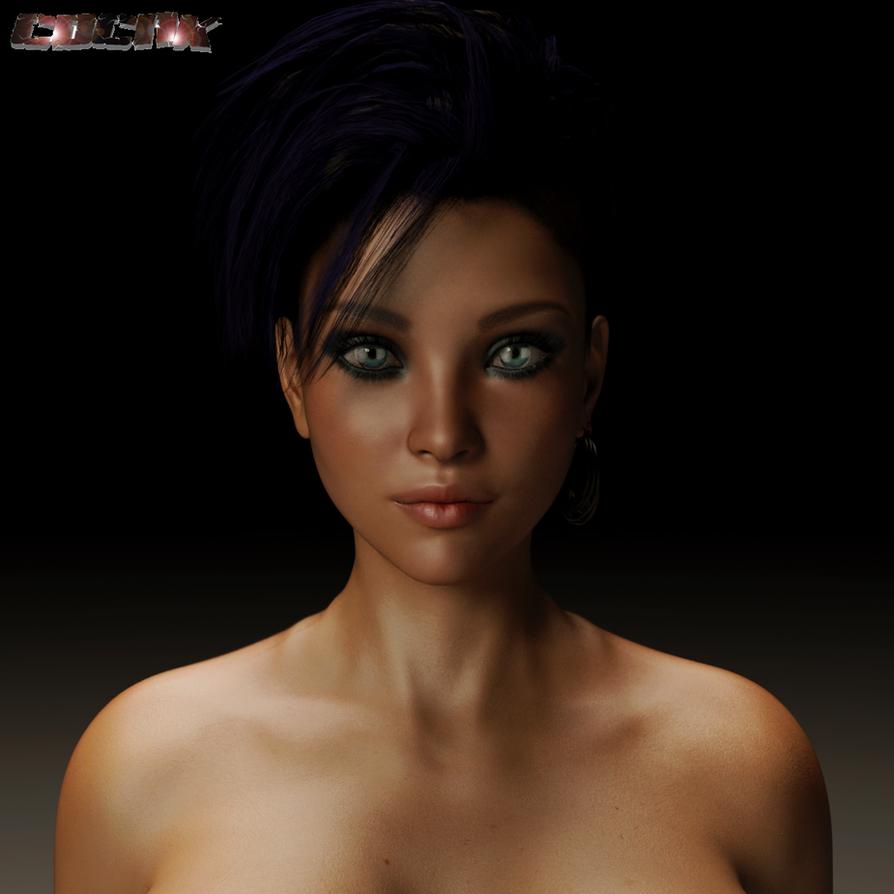 Akira Close up 01 by CDCNK