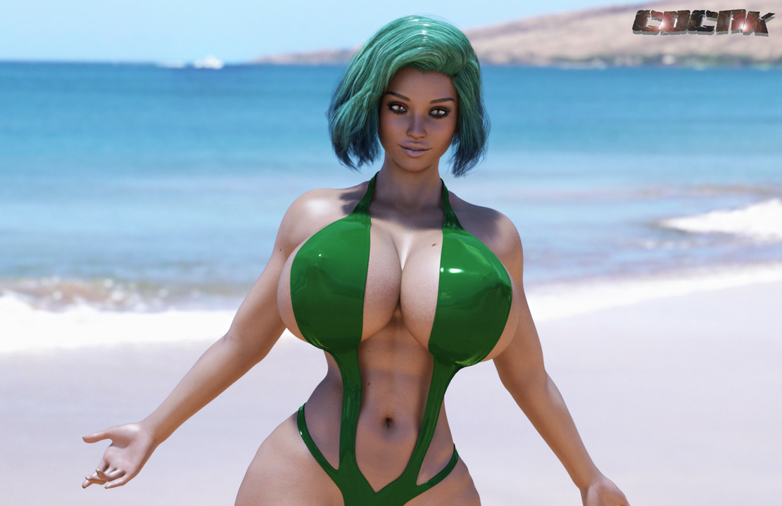 Sexy Beach 01 (Lucy) by CDCNK