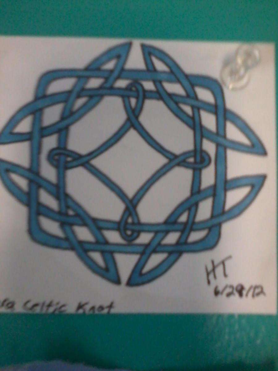 dara celtic knot by landsharkhdt on deviantart. Black Bedroom Furniture Sets. Home Design Ideas