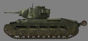 Matilda LL 45mm 20KL