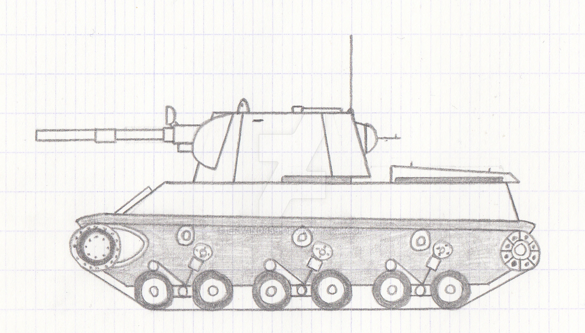 T-46-6 by Erwin0859