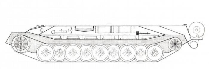 Invention #265 (turretless)