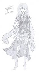 Fire Emblem Three Houses - Female Byleth