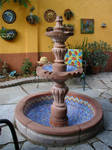 Mexican Fountain