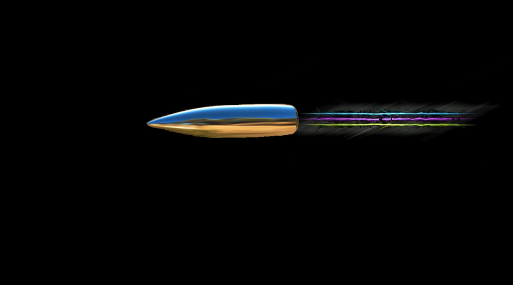 Speeding Bullet Wallpaper 1366x768 by TheLessImportantGuy on ...