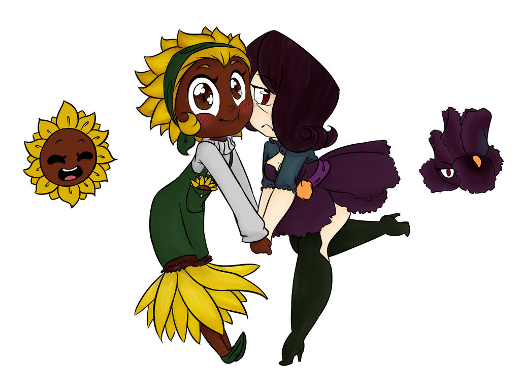 Sunny and iris by 2devils on deviantart sunny and iris by 2devils izmirmasajfo
