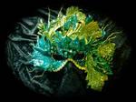 Green Goddess - Sold