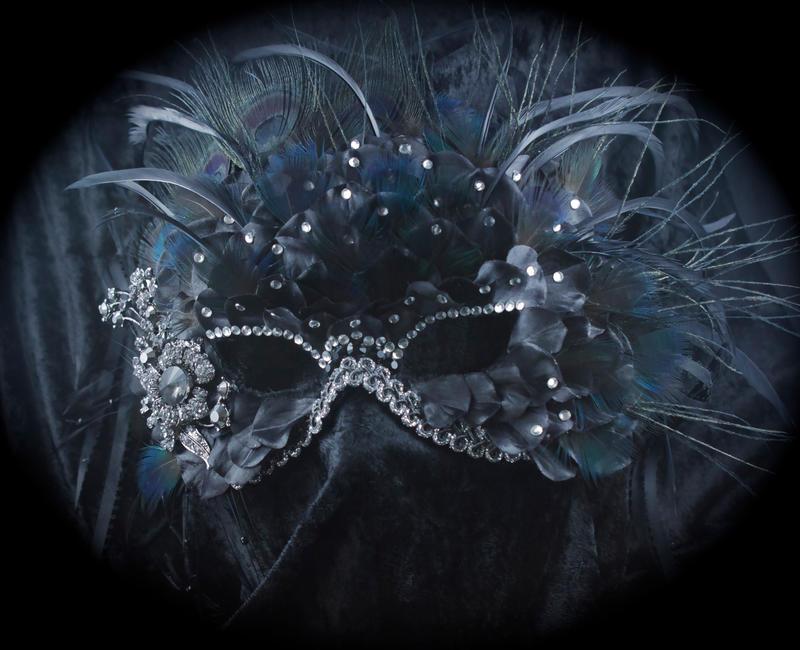 masquerade mask black background wallpaper - photo #13