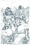 _Blackhawk e Huntress