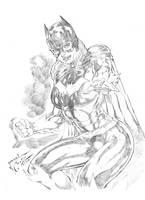 _Batgirl by JardelCruz