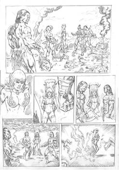 _Red Sonja test page  number 01
